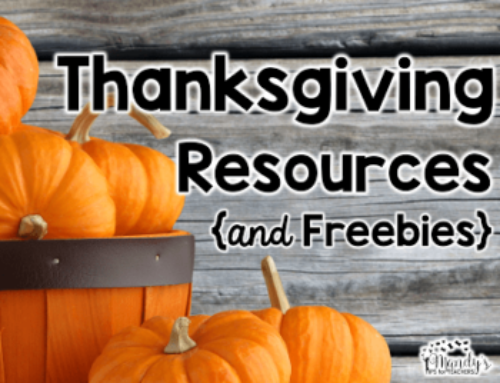 The Best Thanksgiving Resources, Read Alouds, and Freebies!