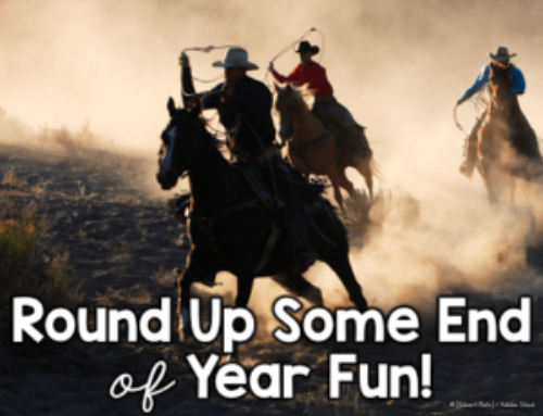 Rounding Up End of Year Fun and An Anniversary  {FREEBIES!}