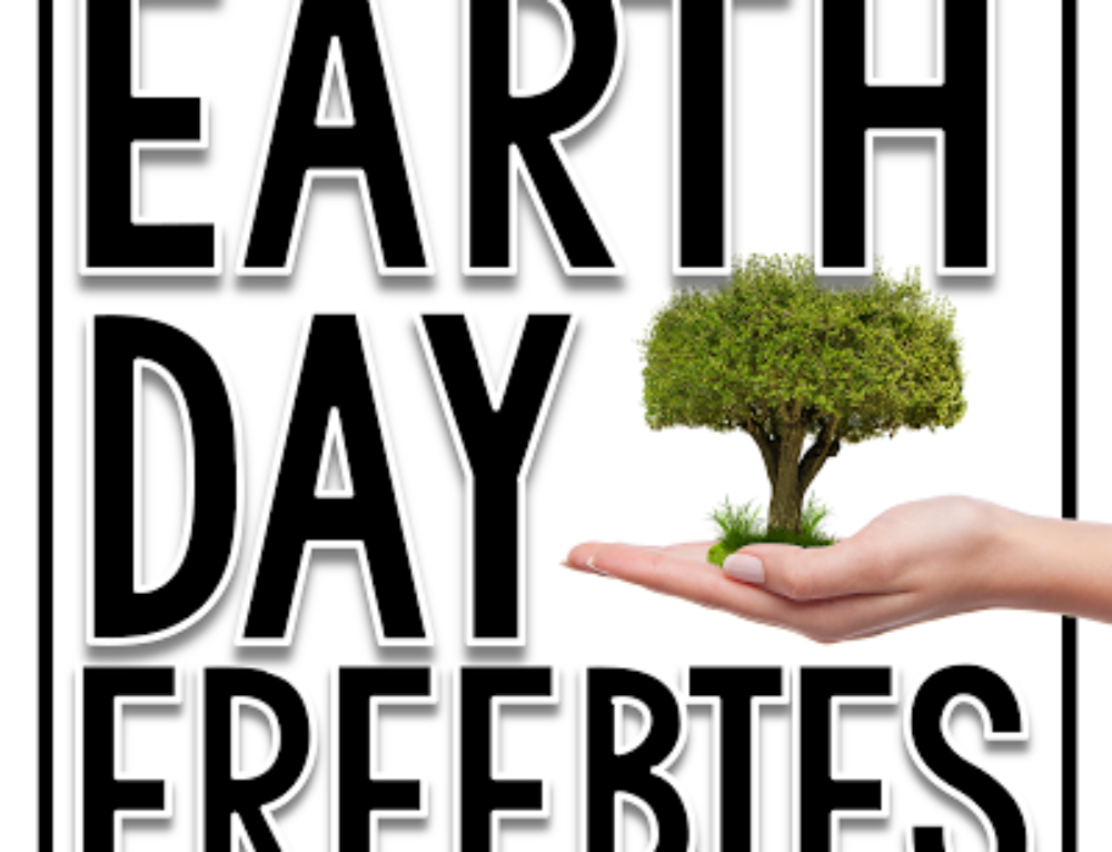 Engaging Earth Day Fun and FREEBIES
