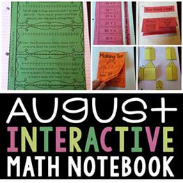 August-Interactive-Math-Notebook