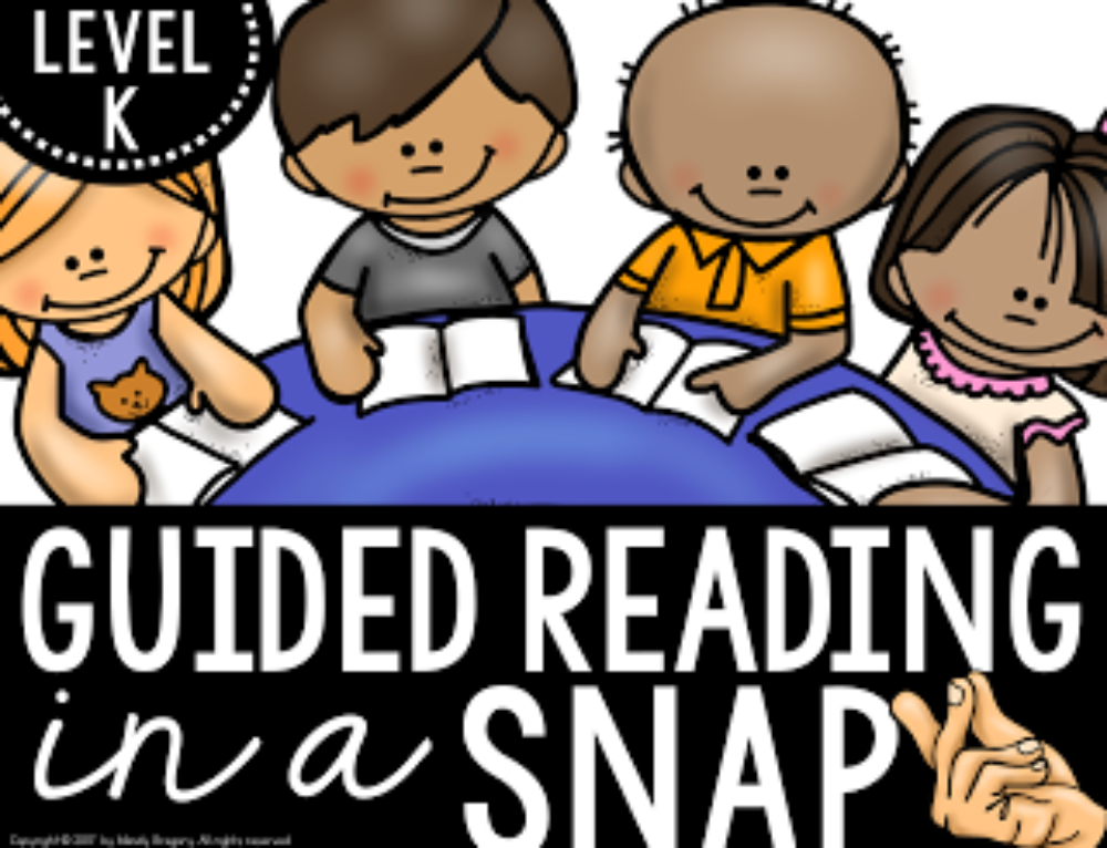 Guided Reading in a SNAP!