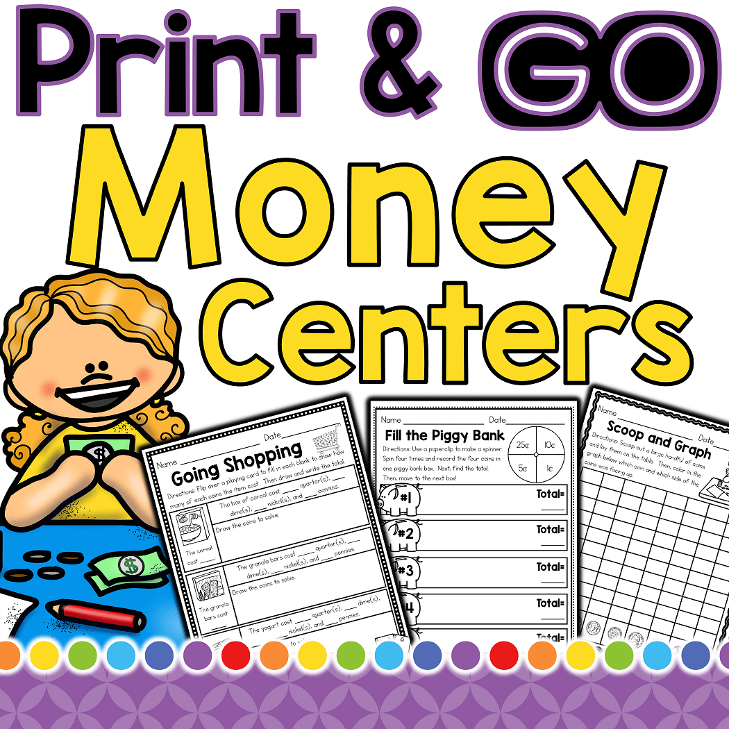 Print and Go! Money Centers