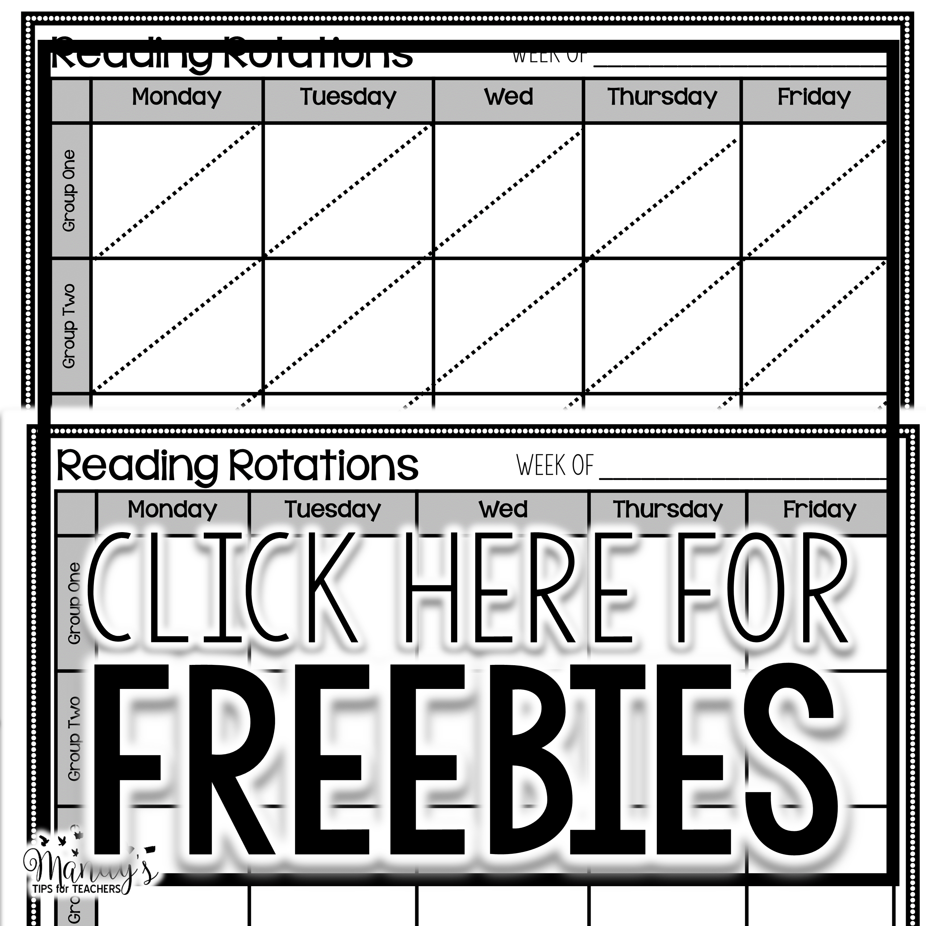 Guided reading lesson planning FREEBIES!