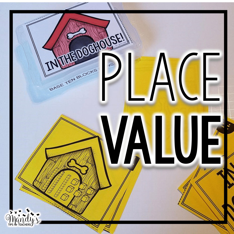 Place Value BANG! Games
