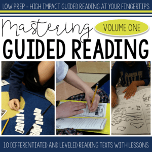 Mastering Guided Reading